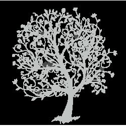 0006. Изящное дерево