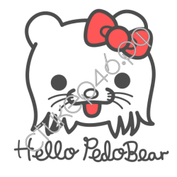 0038. Hello Pedobear