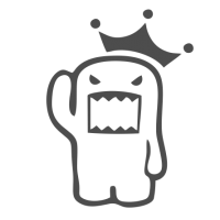 0068. Evil Domo-kun King (зубастик)