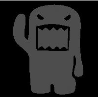0069. Evil Domo-kun King (зубастик)