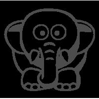 0093. JDM Elephant