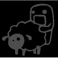 0107. Овца драная JDM