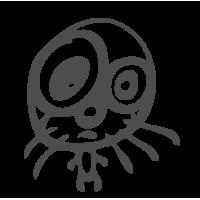 0108. Kitty с фингалом(китти)