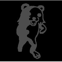 0114. Медведь Pedo