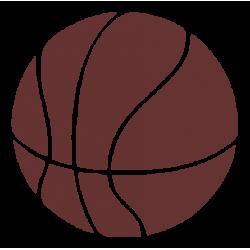 0133. Басктбольный мяч