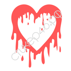 0157. Плачущее сердце