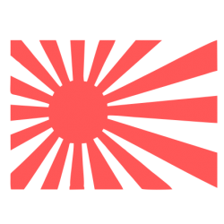 0170. Флаг япония