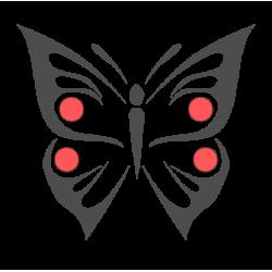 0184. Бабочка