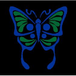 0185. Бабочка