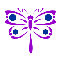 0186. Бабочка