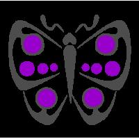 0191. Бабочка