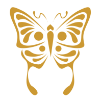 0192. Золотая бабочка