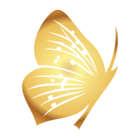 0199. Золотая бабочка