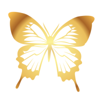 0200. Золотая бабочка