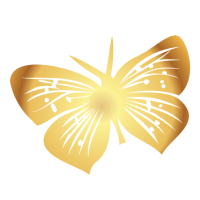0202. Золотая бабочка