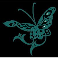 0209. Бабочка