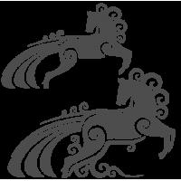 0266. Конь