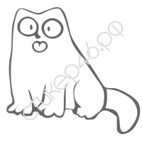 0279. Кот саймон