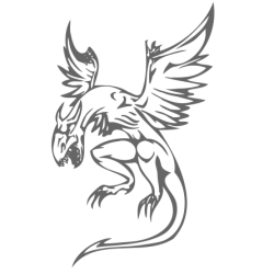 0503. Дракон