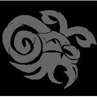 0540. Знак зодиака Козерог