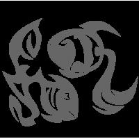 0542. Знак зодиака Рыбы