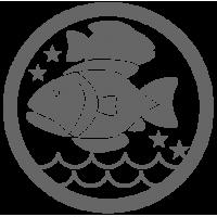 0548. Знак зодиака Рыбы