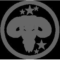 0549. Знак зодиака  Овен