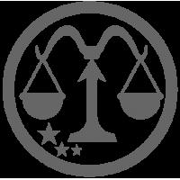 0550. Знак  зодиака Весы