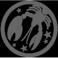 0551. Знак зодиака Рак