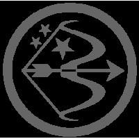 0554. Знак зодиака Стрелец