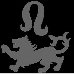 0557. Знак зодиака Лев
