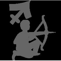 0561. Знак зодиака Стрелец