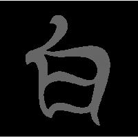 0613. Иероглиф белый