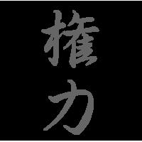 0641. Иероглиф Власть