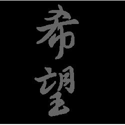 0657. Иероглиф Надежда