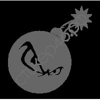 0742. Рожица бомба