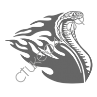 0794. Змея огненная