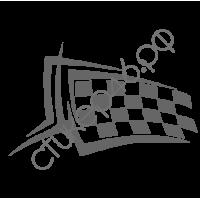 0822. Флаг гоночный