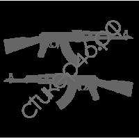 1004. Автомат АК-47