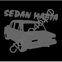1122. Седан Мафия 2101