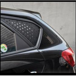 1129. Звёзды перфорация на стёкла автомобиля (Вырезка плоттер)