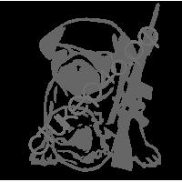 1162. Пёс с винтовкой