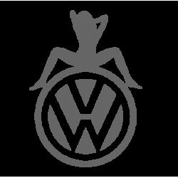 """1269. Наклейка """"Volkswagen seksi"""""""