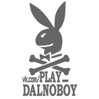 """1287. Наклейка """"Play Dalnoboy"""""""