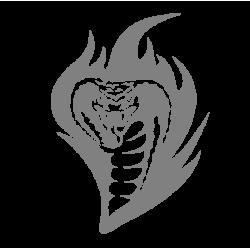 """1363. Наклейка """"Змея"""""""