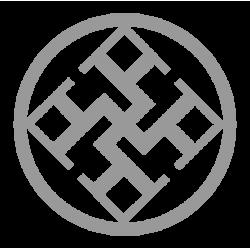 1413. Наклейка Славянский оберег Духовная Сила