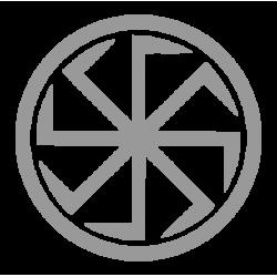 1416. Наклейка Славянский оберег Коловрат