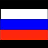"""1525. Наклейка """"Флаг России"""""""
