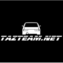 1526. Наклейка TAZTEAM.NET