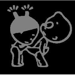 1536. Мальчик и девочка